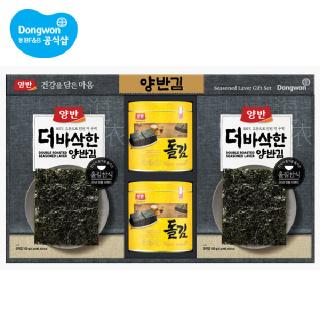 동원 양반김특선6호 선물세트