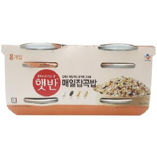 농협하나로마트 햇반 매일잡곡밥 210*8입