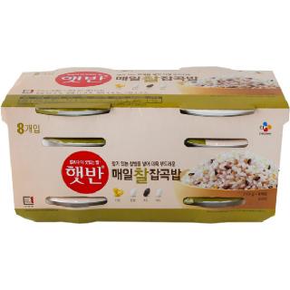 농협하나로마트 햇반 매일찰잡곡밥 210g*8입