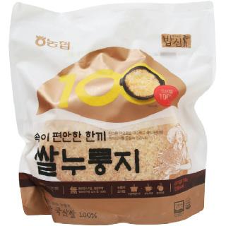 농협하나로마트 밥심 쌀 누룽지 700g