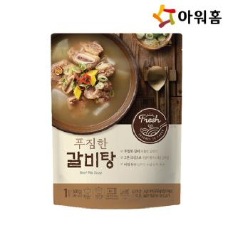 아워홈 푸짐한 갈비탕(실온) 500g