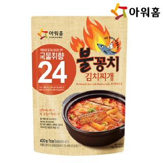 아워홈 불꽁치 김치찌개 400g