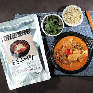 [남도장터]담양죽순 죽순 추어탕 500g 3팩