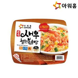 [아워홈] 새우 철판볶음밥 230g[냉동]