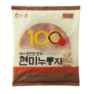 농협 밥심 현미누룽지 150g