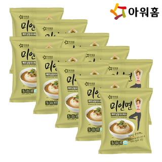 아워홈 [봉지형] 미인면 (베트남쌀국수육수) 192g 10개