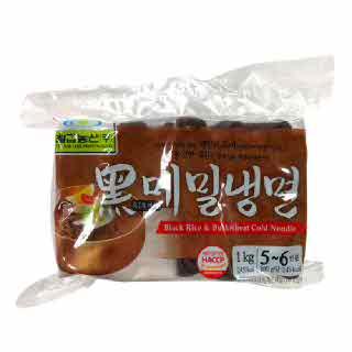 흑메밀냉면1kg