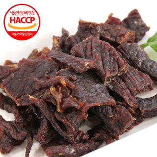 [HACCP] 국내산 쇠고기 안심육포 20봉(매운맛/순한맛)