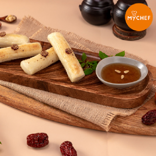 [마이셰프] 굳지않는 가래떡과 쌀로만든 조청 3팩