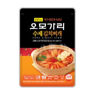 오모가리 김치찌개 500g*2팩