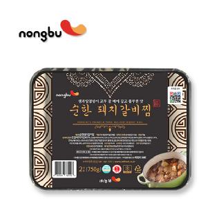 [오늘고기] 돼지 갈비찜 순한맛 750g