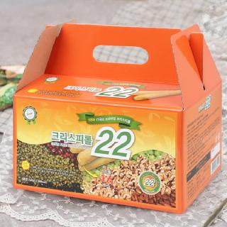 크리스피롤22 180g(18개입) x 3봉 / 3BOX(선물포장)