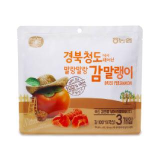 농협아름찬 경북 청도에서 태어난 감말랭이 (50g*3봉)*2개
