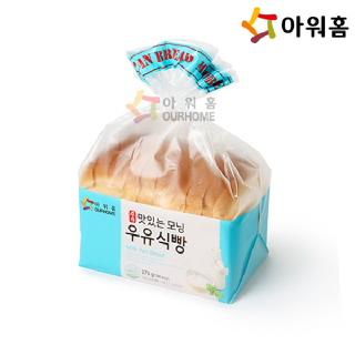 아워홈 맛있는 모닝 우유식빵 270g