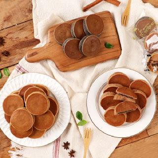 황금보리 순수 국내산 보리로 만든 찰보리빵 40개입 (개당25g)
