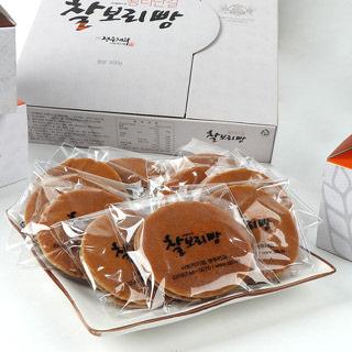 경주제과 국내 찰보리로 만든 찰보리빵 30g x 40개