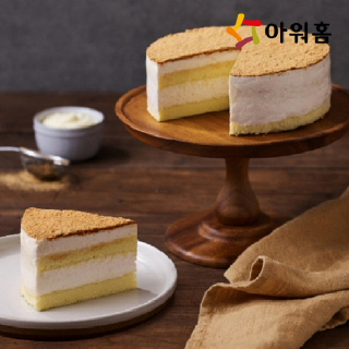 아워홈 인절미크림 치즈케익  580g