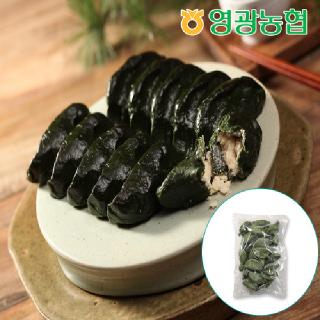 영광농협 가루동부 모싯잎송편(냉동) 1.25kg / 25개
