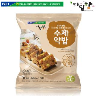 [정남농협 디딜향] 수제약밥 350g(35g*10봉)