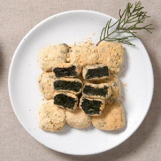 [떡미당] 우리쌀 리얼 콩가루쑥 인절미 300g x 2봉