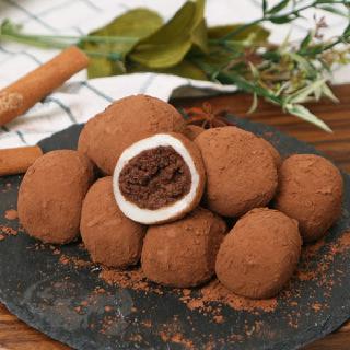 헐레벌떡 한입 초코크림 모찌(찹쌀떡) 40g 10개