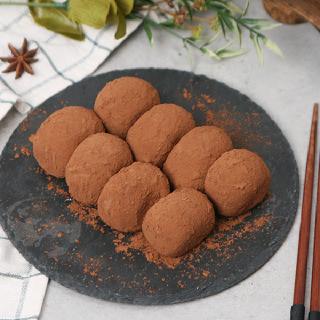 헐레벌떡 한입 초코크림 모찌(찹쌀떡) 40g 10개 x 2팩