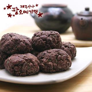 올찬농산 제주탐나 팥 오메기떡 (20개입)