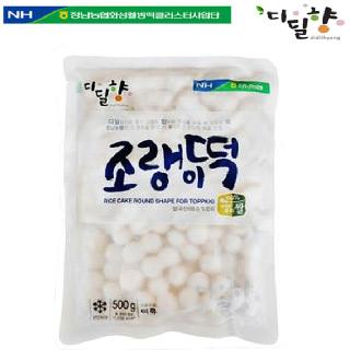 [정남농협 디딜향] 조랭이떡 500g