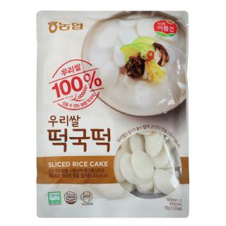 농협아름찬 우리쌀 떡국떡 700g*6개