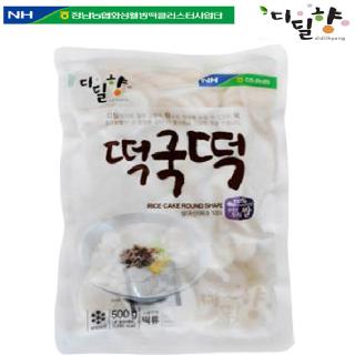 [정남농협 디딜향] 떡국떡 500g