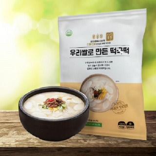 우리쌀로만든 떡국떡2kg