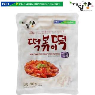 [정남농협 디딜향] 떡볶이떡 500g