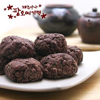 올찬농산 제주탐나 팥 오메기떡(50개입)