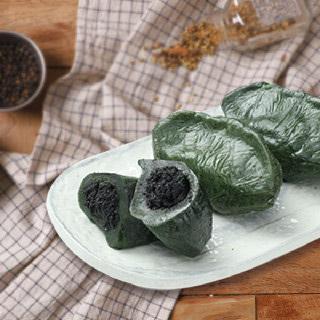 영광떡공방 우리쌀로 빚은 생모시떡(검정깨) 350g x 2팩