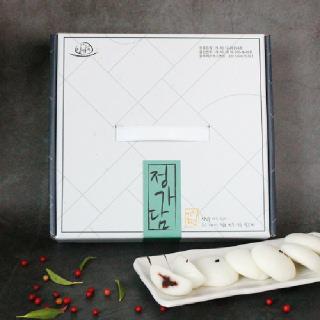 [정가담본점] 우리쌀로 만든 방울 기정떡 100개