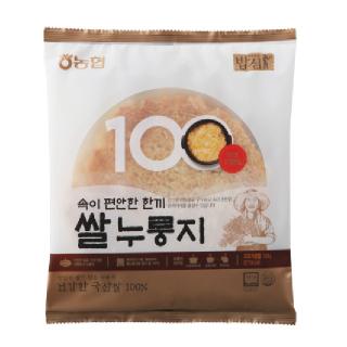 농협 밥심 쌀누룽지 150g