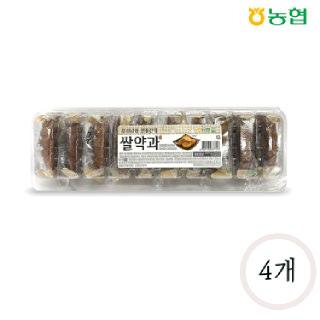 [농협] 우리나라 전통간식 쌀약과, 350g*4개