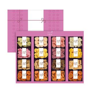 [담양한과] 아루화 자연담 - 고급한과선물세트