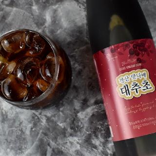 자연트리 맛나베 대추초 500ml