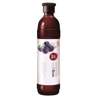 [전단상품]대상 청정원 홍초 바이탈플러스 블루베리 블라썸, 900ml