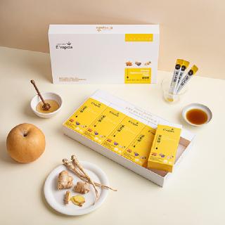 이롭다 목에좋은 아카시아꿀 도라지배즙 답례품 꿀도배 달콤한 배도라지청 선생님 선물세트