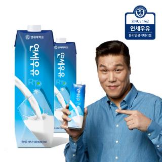 연세우유 멸균우유 1000ml x 9팩