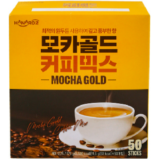 HANARO굿 모카골드 커피믹스(50입)