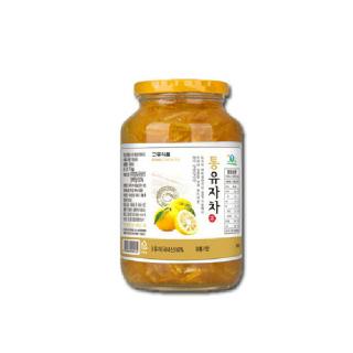 [남도장터]고흥식품 통유자차 1kg