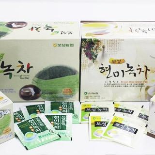 보성농협 현미녹차+수녹차(티데이)