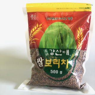 [진주진양농협]우리강산애 쌀보리차500g