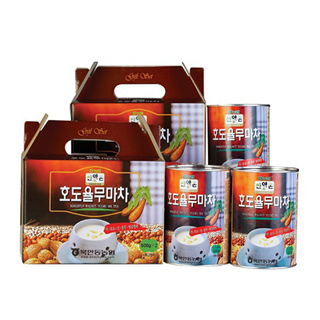북안동농협 호도율무마차