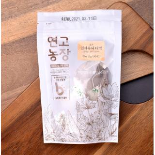 연고농장 국내산 볶은 연자육차 삼각티백 25ea