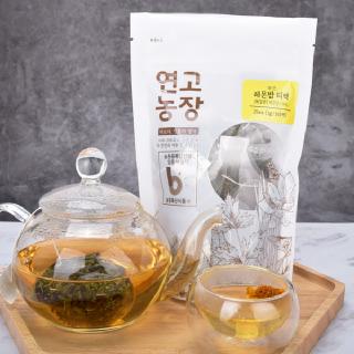 연고농장 볶은 레몬밤 삼각티백 25ea