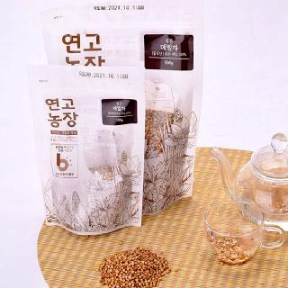 연고농장 메밀차100g/500g